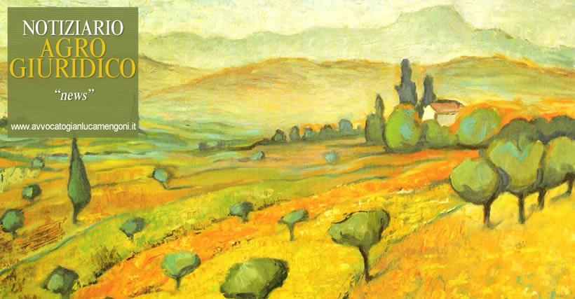 Notiziario Agro-Giuridico: le proposte di Agrinsieme Marche per il nuovo Piano di Sviluppo Rurale 2014-2020