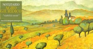 Notiziario Agro-Giuridico: Viabilità Rurale