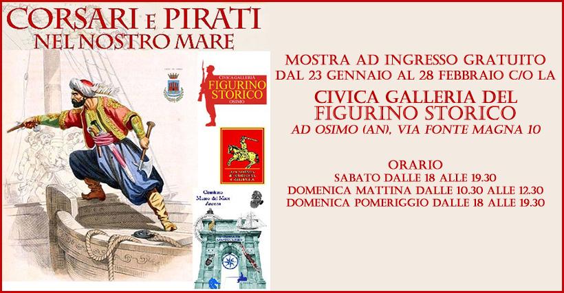 Corsari e Pirati nel nostro mare