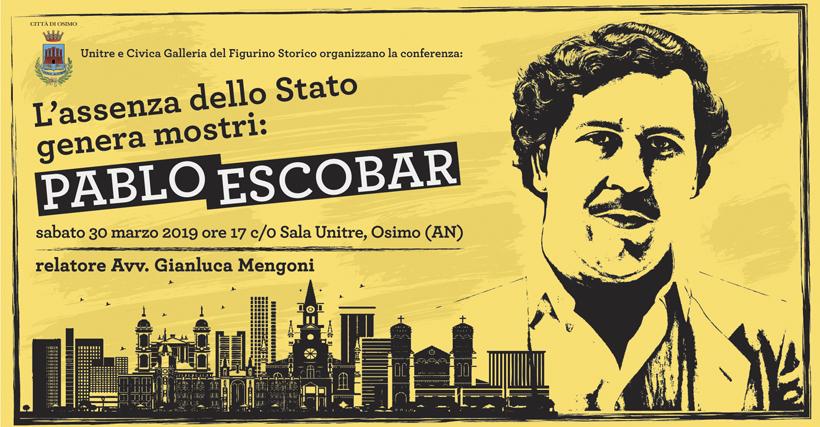 L'assenza dello Stato genera mostri: Pablo Escobar