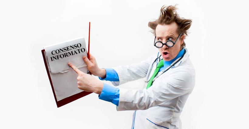 Responsabilità Sanitaria: consenso informato | Avvocato Gianluca Mengoni